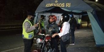 Antisipasi Mobilitas Pesilat di Malam Satu Suro, Perbatasan Kabupaten Madiun Dijaga Ketat