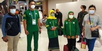 Beri Semangat Kepada Atlet dan Pantau Penyelenggaraan PON, DPRD Jatim Kunker ke Papua