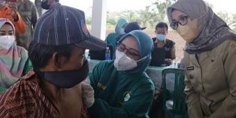 Kejar Target, Vaksinasi Covid-19 di Kabupaten Blitar Capai 43 Persen
