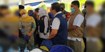RS R.A. Basuni Gedeg Kerahkan Puluhan Nakes Bantu Vaksinasi di Posko dan Gerai Vaksin