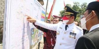 Resmikan SPAM Mojolagres di HUT RI, Bupati Yuhronur Harap Masyarakat Bisa Nikmati Air Bersih