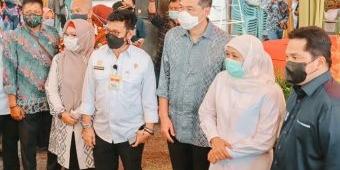 Di Hadapan 3 Menteri, Wabup Bu Min Ungkap Petani Gresik Kekurangan Pupuk