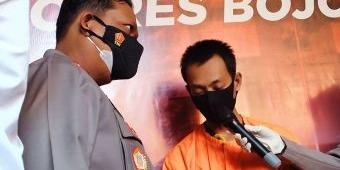Bejat, Pria di Bojonegoro Ini Tega Setubuhi Anaknya 9 Kali hingga Melahirkan
