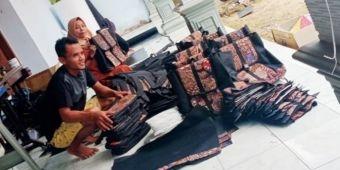 Hasil Program WUB Mulai Tampak: Produk Tas, Songkok, dan Sarung Tenun Menuai Banyak Pesanan