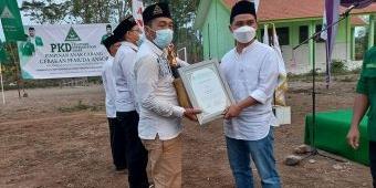Cetak Kader Militan NU, Gus Barra Apresiasi Pelatihan Kepemimpinan Dasar yang Digelar GP Ansor Ngoro