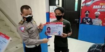 Kabar Gembira, Satlantas Probolinggo Kota Gratiskan SIM C bagi Warga yang Lahir 17 Agustus