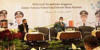 Paparkan Strategi Pemulihan Ekonomi, Wali Kota Kediri: Dengan Digitalisasi Ekonomi