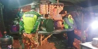 Kodim Ngawi Perintahkan Seluruh Koramil Terus Lakukan Patroli Gabungan Pantau Prokes