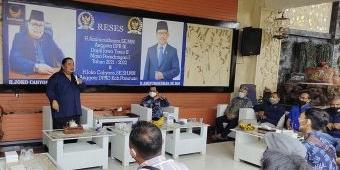Reses Anggota DPR RI Fraksi NasDem, Aminurokhman Beberkan Program Khusus untuk Masyarakat