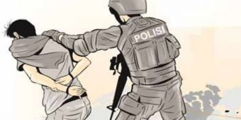 Densus 88 Anti Teror Tangkap 6 Terduga Teroris di Jatim, Salah Satunya Ustadz Azhari