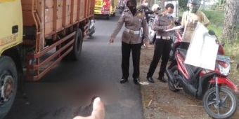 Tabrak Lari, Seorang Pelajar SMA Negeri 2 Jombang Tewas di TKP