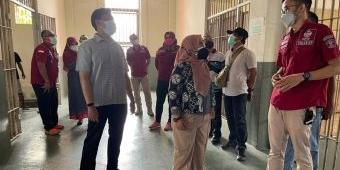 Kunjungi Lapas Narkotika Kelas IIA Pamekasan, BNN Jatim Teliti Gaya Hidup Masyarakat di Lapas