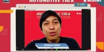 UMC Gelar Automotive Talk, Ridwan Berbagi Tips Rawat Mobil Saat Pandemi