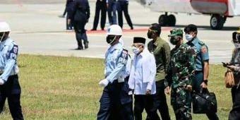Wakil Presiden Ma'ruf Amin Berkunjung ke Banyuwangi dan Situbondo, ini Agendanya