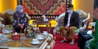 Lantik Pengurus Pergunu, Kiai Asep Bertemu Bupati Musi Rawas dan Wali Kota Lubuklinggau