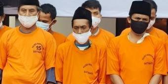 Polres Bangkalan Ungkap 2 Tersangka Kasus Pembakaran Maling Motor di Kwanyar