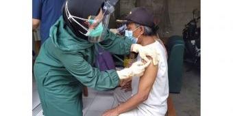 SiMbahKu, Strategi Pemkot Kediri Genjot Vaksin Kelompok Lansia
