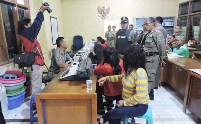 Satpol Pp Kota Malang Razia Psk Dan Waria Sempat Dihalangi Oknum Tni Bangsa Online Cepat Lugas Dan Akurat