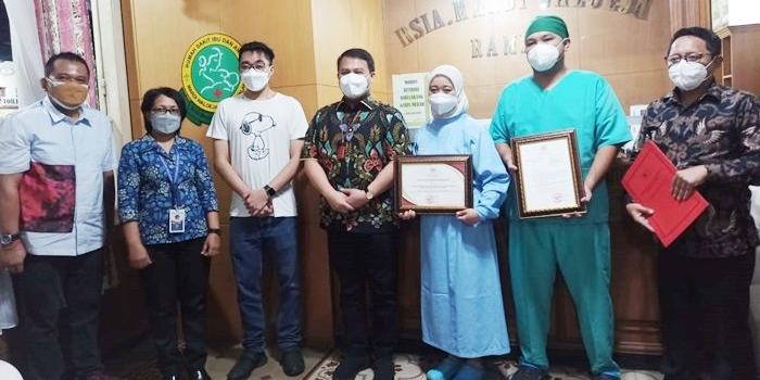 ahmad-basarah-dukung-program-tabungan-persalinan-rsia-mawar-untuk-bantu-keluarga-terdampak-pandemi